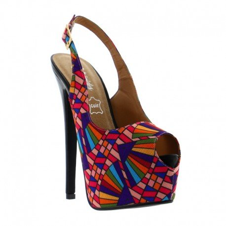 Intrepides Shoes - Lola Crazy - 37