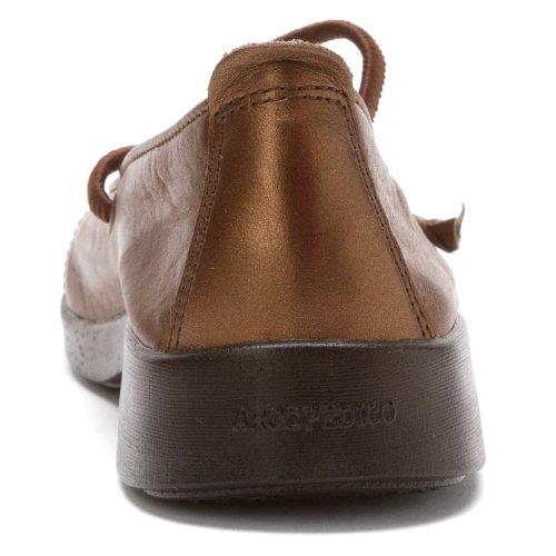 Shoe Slip On Arcopedico Flats Mary Vitoria Jane Womens Bronze xpSBBwqY