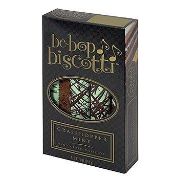 Be-Bop Biscotti, Grasshopper Mint