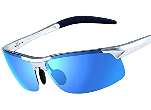 Arctic Star Blue polarized sunglasses mercury reflective sunglasses