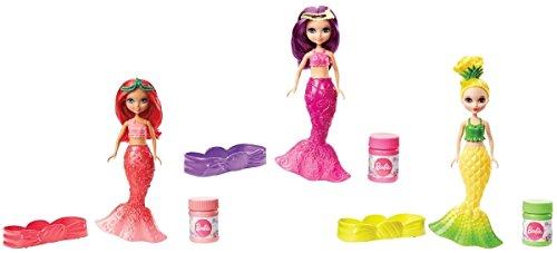 tendencias Barbie Minis Sirenas Burbujas