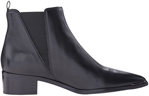 Mlyale Fisher Black Leather Bootie Marc Ankle LTD Women's RS8w7q