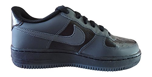 cheap best seller Nike Unisex Kids 314192_Air Force 1_2 Low-Top Black (Black / Anthracite-anthracite) buy cheap shop offer q88qf3