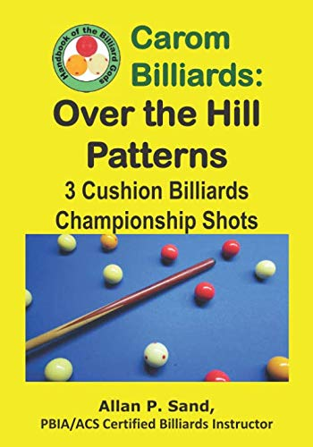 Carom Billiards: Over the Hill  Patterns: 3-Cushion Billiards Championship - Cushion Billiard 3