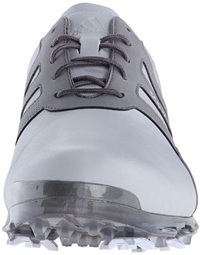 Adidas Mens Adipure Zt Golf Tinta Unita Onice / Trasparente Onice / Argento Scuro Metallizzato05