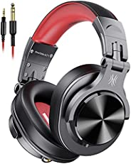 OneOdio A71 Wired Over Ear Headphones, Studio Headphones with SharePort, Professional Monitor Recording &