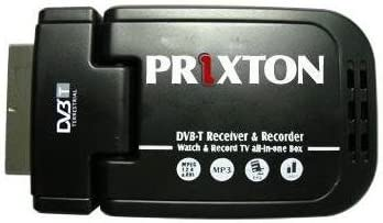 Prixton MINI Pvrot 200 - Sintonizador de TV: Amazon.es: Electrónica