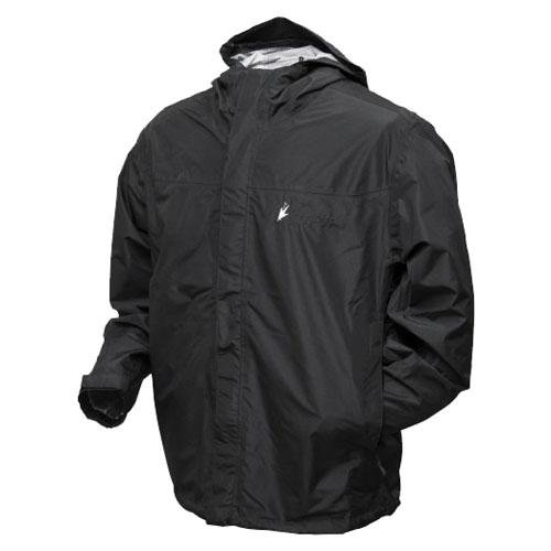 Frogg Toggs Java Toadz 2.5 Jacket, Black, XX-Large