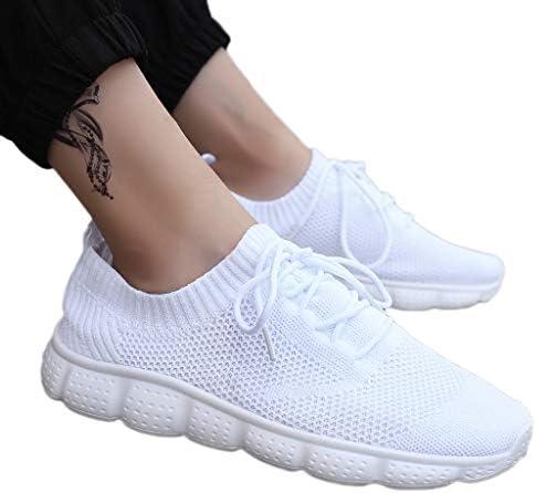Cebbay Sneakers Homme Baskets, Chaussures légères tissées