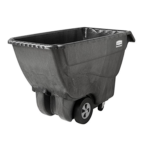 Rubbermaid Structural Foam Tilt Truck - Standard Duty