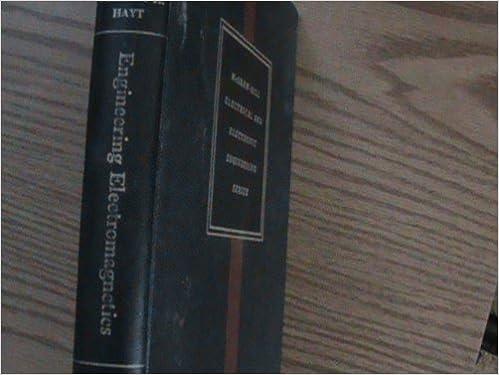Ebook engineering electromagnetics hayt