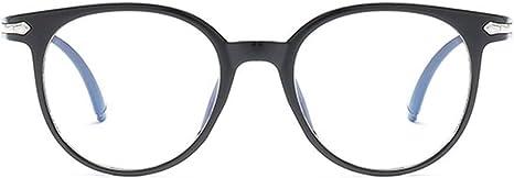 PRENKIN Blue Light Blocco Occhiali Anti affaticamento degli Occhi Occhiali Luce Decorativa Computer Protezione dalle Radiazioni Eyewear