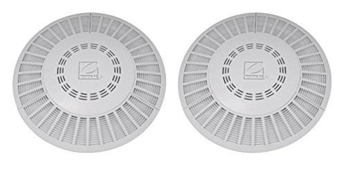 Drain Av Main - 2) NEW Polaris 5820 White Unibridge UniCover AV Main Drain Covers Inground Pool