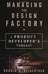 Managing the Design Factory by Donald G. Reinertsen (1997-10-01)