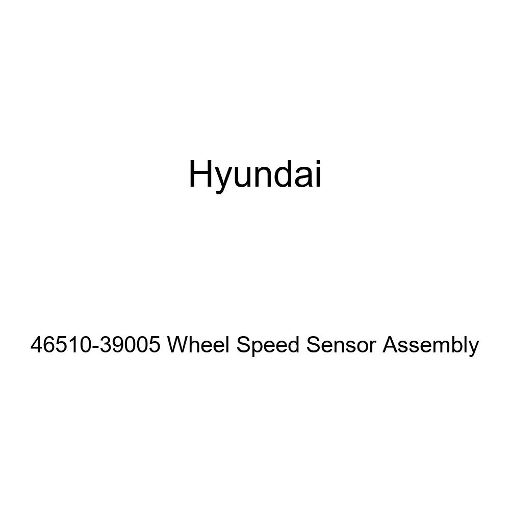 Genuine Hyundai 46510-39005 Wheel Speed Sensor Assembly