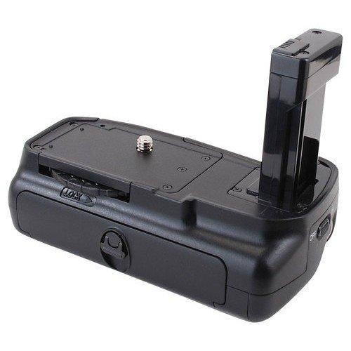 Energizer ENG-N5100 Battery Grip for Nikon D5100/D5200/D5300/D3100/D3200 DSLRs (Black)