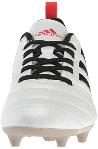 Womens Adidas Performance Ace 17,4 Fg W Scarpa Da Calcio Bianco / Nero / Rosso Di Base S