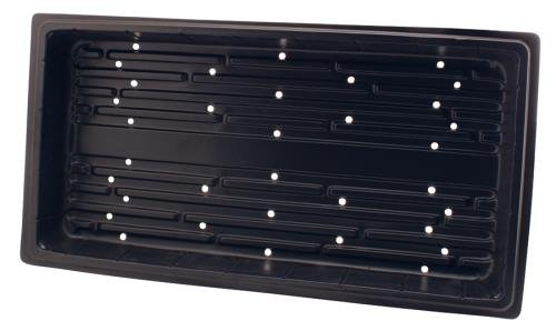 National Garden Wholesale Super Sprouter Propagation Tray with Holes, 10 Inch x 20-Inch from National Garden Wholesale