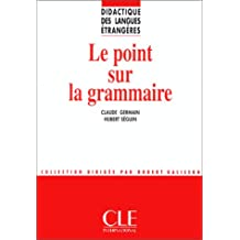 Le point sur la grammaire