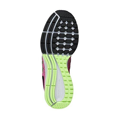 Nike Womens Air Zoom Pegasus 32 Scarpa Da Corsa Rosa Pow / Nero / Brly Volt / Verde Scuro