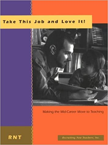 Livres audio gratuits pour le téléchargement iTunes Take this Job & Love It! Making the Mid-Career Move to Teaching (French Edition) ePub