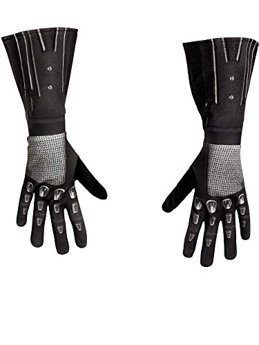 G.i. Joe Retaliation Snake Eyes Child Deluxe Gloves Black -