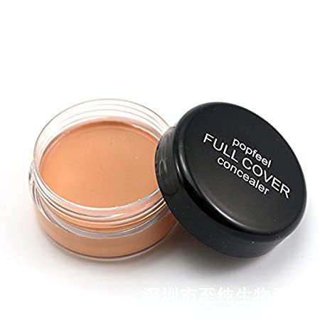 Professional Concealer Full Coverage Soft Natural Concealer Correcting Cream Facial Care Cosmetics Alician
