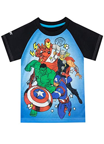 Marvel Boys' Avengers T-Shirt