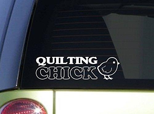 quilt car decals - 6