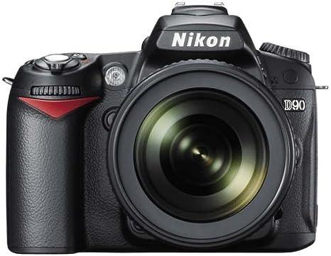 Nikon D90 Appareil Photo Numérique Reflex 12 3 Kit Objectif Af S Dx Vr 18 105 Mm Noir Amazon Fr Photo Caméscopes