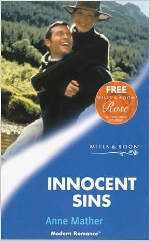 Innocent Sins (Mills & Boon Modern): Amazon co uk: Anne