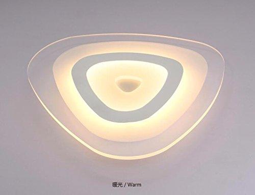 Plafoniere Camera Da Letto : Camera da letto soggiorno led soffitto lampada moderna semplice