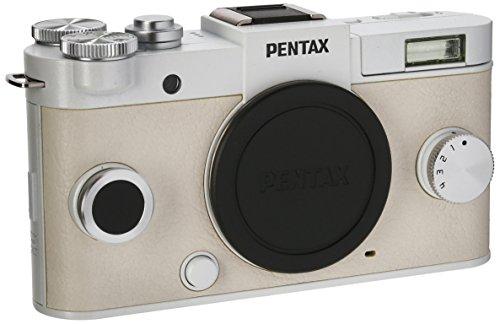 Pentax QS-1-09 Cámara Compacta Mirorless, Blanca