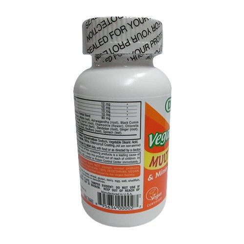 Deva Vegan Multivitamin & Mineral One Daily 90 Tablets (Pack of 2)