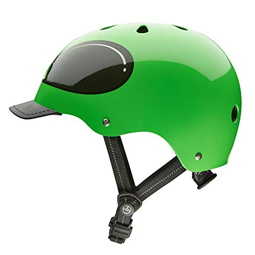 Nutcase - Patterned Street Bike Helmet for Adults, Visitor, Medium