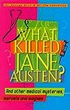 What Killed Jane Austen, Leavesly Bird and George Biro, 0732259584