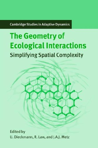 Geometry of Ecological Interactions (Cambridge Studies in Adaptive Dynamics)