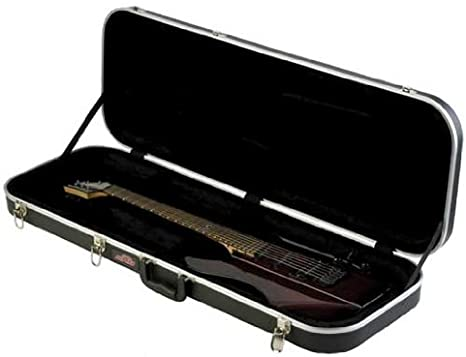 SKB Economy - Maleta para guitarra eléctrica rectangular: Amazon.es: Instrumentos musicales