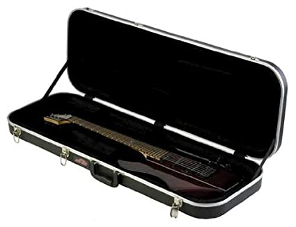 SKB Electric Guitar Rectangular Hardshell, Standard latches, Handle