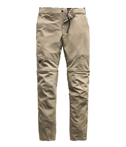 The North Face Men's Paramount Active Convertible Pant, Dune Beige, Size 34 Reg
