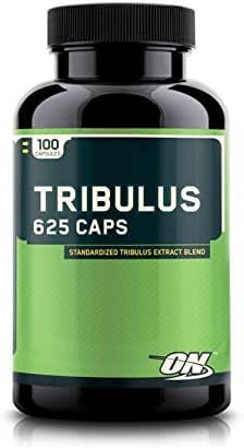 OPTIMUM NUTRITION Tribulus Terrestris 625mg, Testosterone Booster Supplement, 100 Capsules