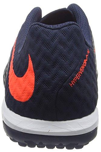 Nike 749888-484, Botas de Fútbol para Hombre Varios colores (Obsidian / Total Crimson-Game Royal)
