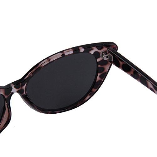 de Dames Accessoires Eye Cat Classique Rockabilly Lunettes Soleil Femmes Style Femme Mode Vintage Lunettes Lunettes 5qTRzz