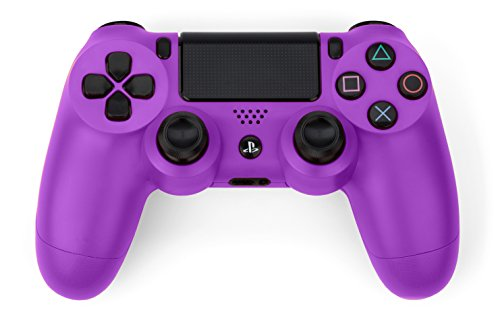TNTiTM T-3 Custom Purple Playstation 4 Dualshock Wireless Controller