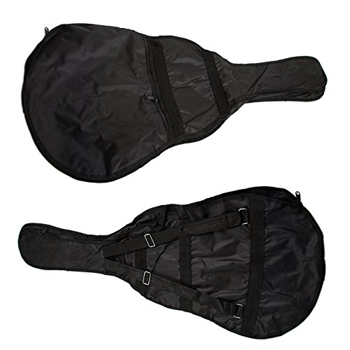 Guitar Bag, SKY 41 Inch Waterproof Gig Bag Cover Case For Acoustic Guitar One Pocket Backpackable (Guitars 41inch Acoustic)