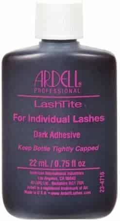 Ardell Lashtite Adhesive, Dark, 0.75 fl.oz. Bottle