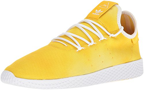 adidas Originals Men's PW Holi Tennis Hu, White/White/White, 5 M US