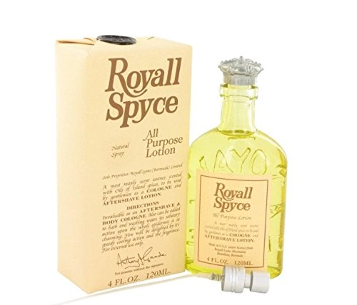 Price comparison product image Royall Spyce By Royall Fragrances For Men. Aftershave Lotion Cologne 8 Ounces