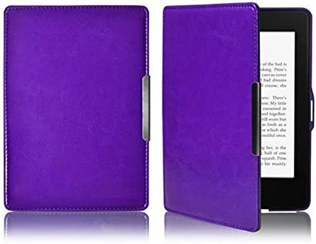 /≤170*122*11mm Violet TREESTAR Kindle Paperwhite mince Housse de protection Accessoires  Coque Acdream Compatible avec 1, 2, 3 G/én/érations