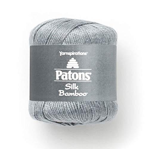 (Patons Silk Bamboo Yarn Stone)